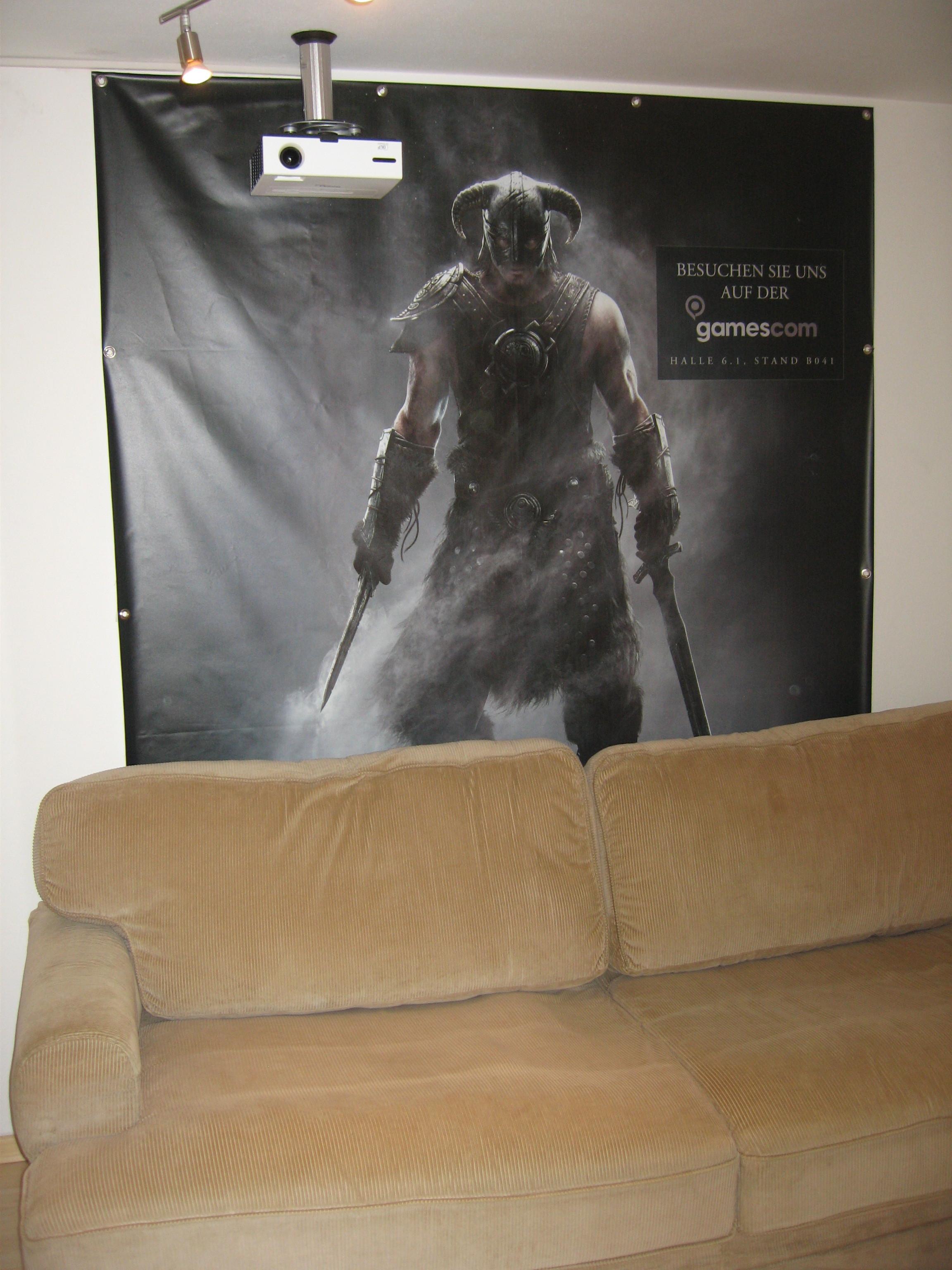 Skyrim Mega-Poster