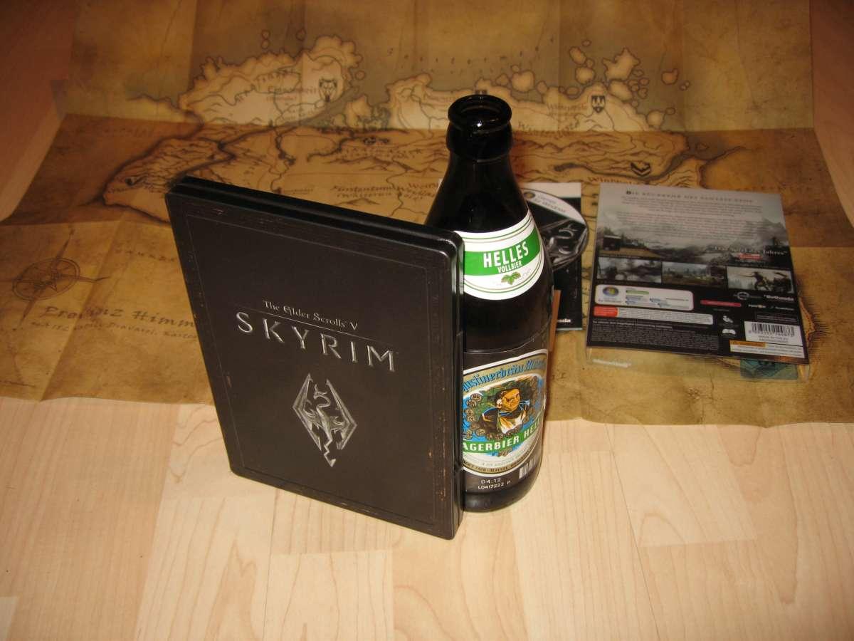 Skyrim und Bier