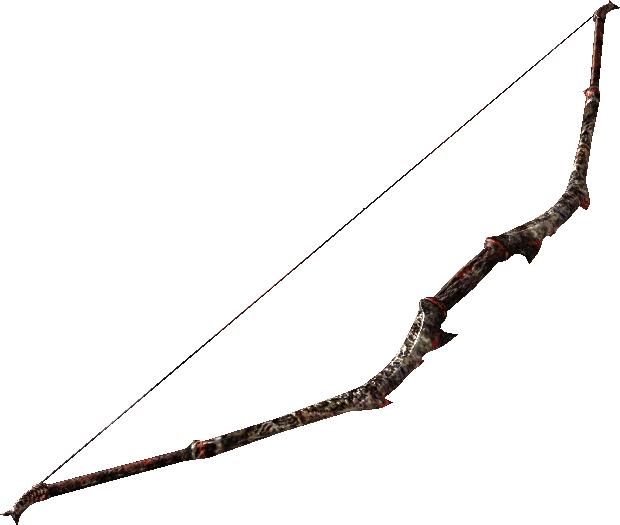 Oblivion – Weapon – Dremora Heavy Bow – The-Elder-Scrolls ...